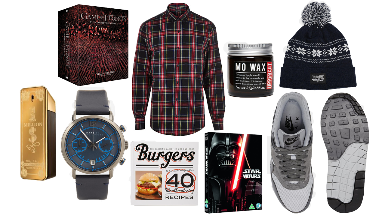 Christmas: Gifts For Him | gift guide | Tami Bee