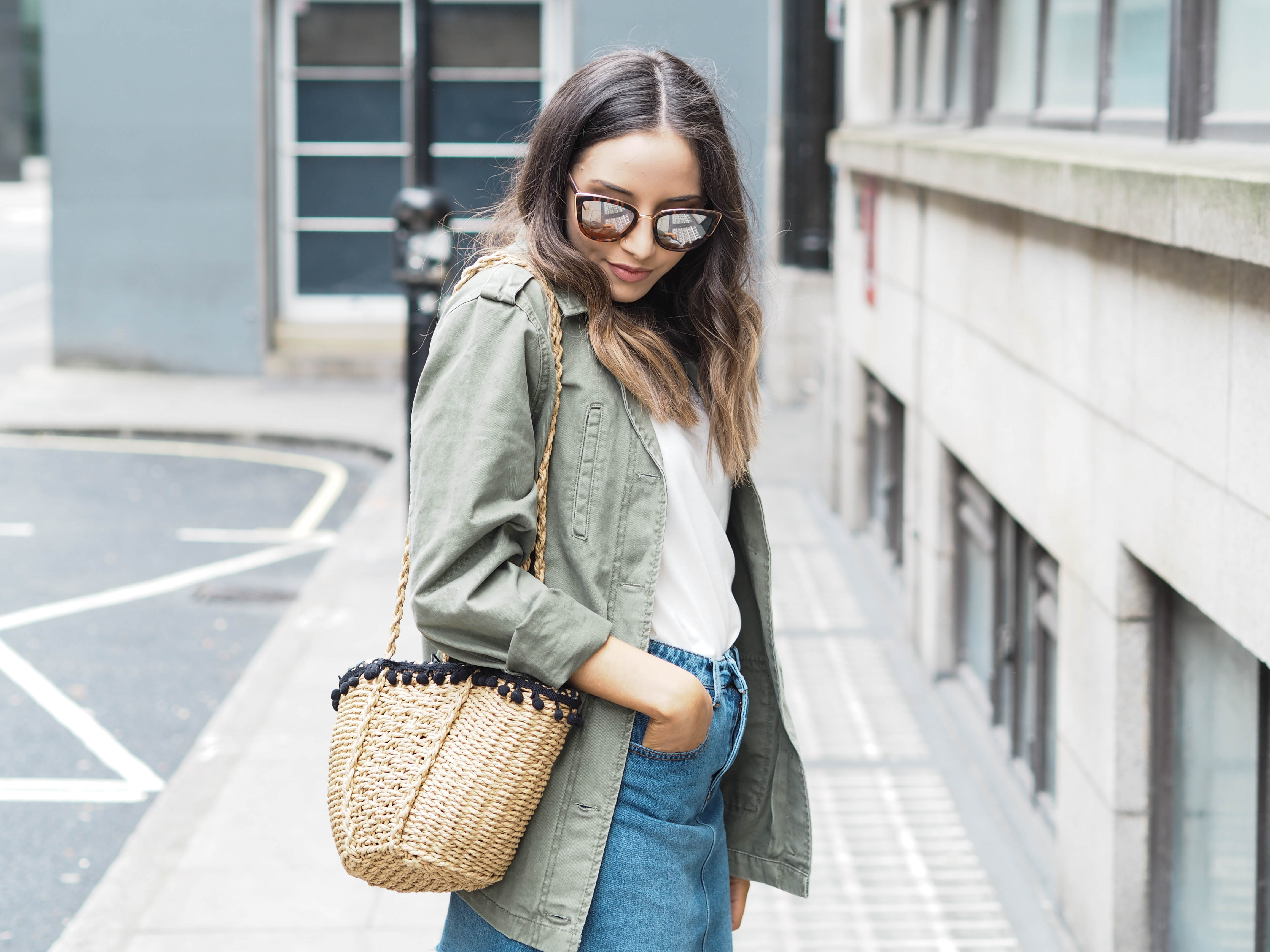 Let's chat about the khaki shacket