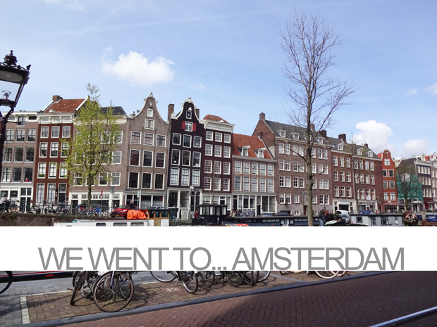 A Quick Guide To Amsterdam