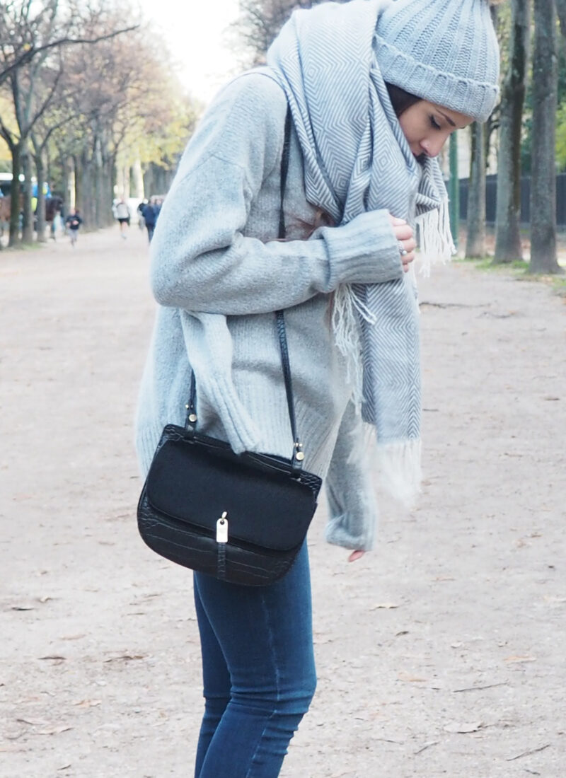 The Grey Outfit