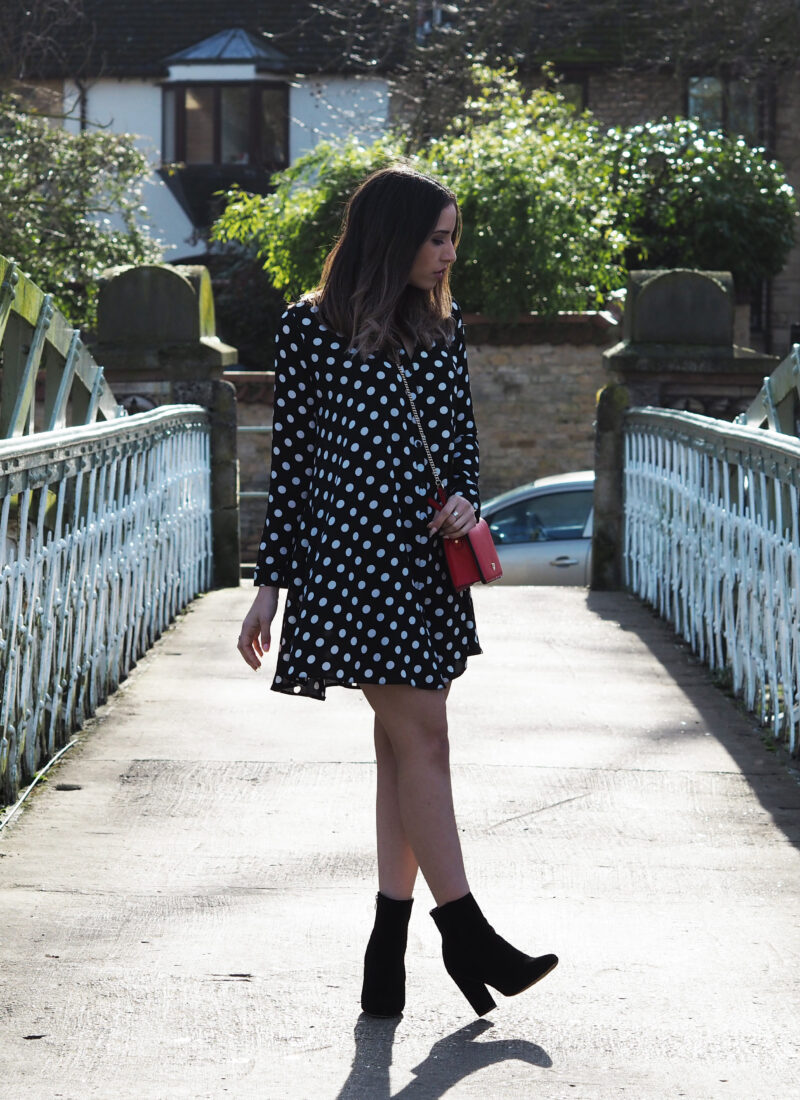 A quick & cheap Valentine's Day outfit