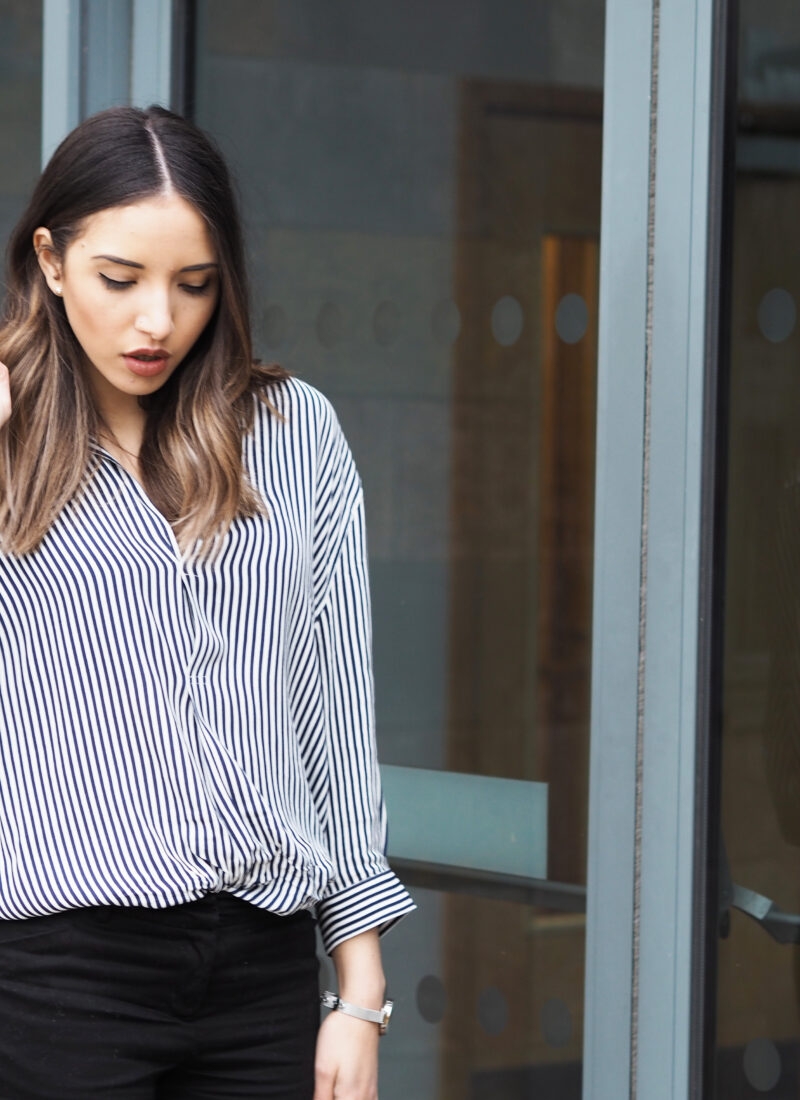 Workwear 101: The Striped Shirt