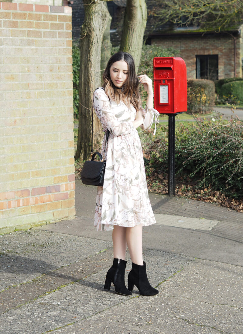 The Topshop dress you'll need for Spring