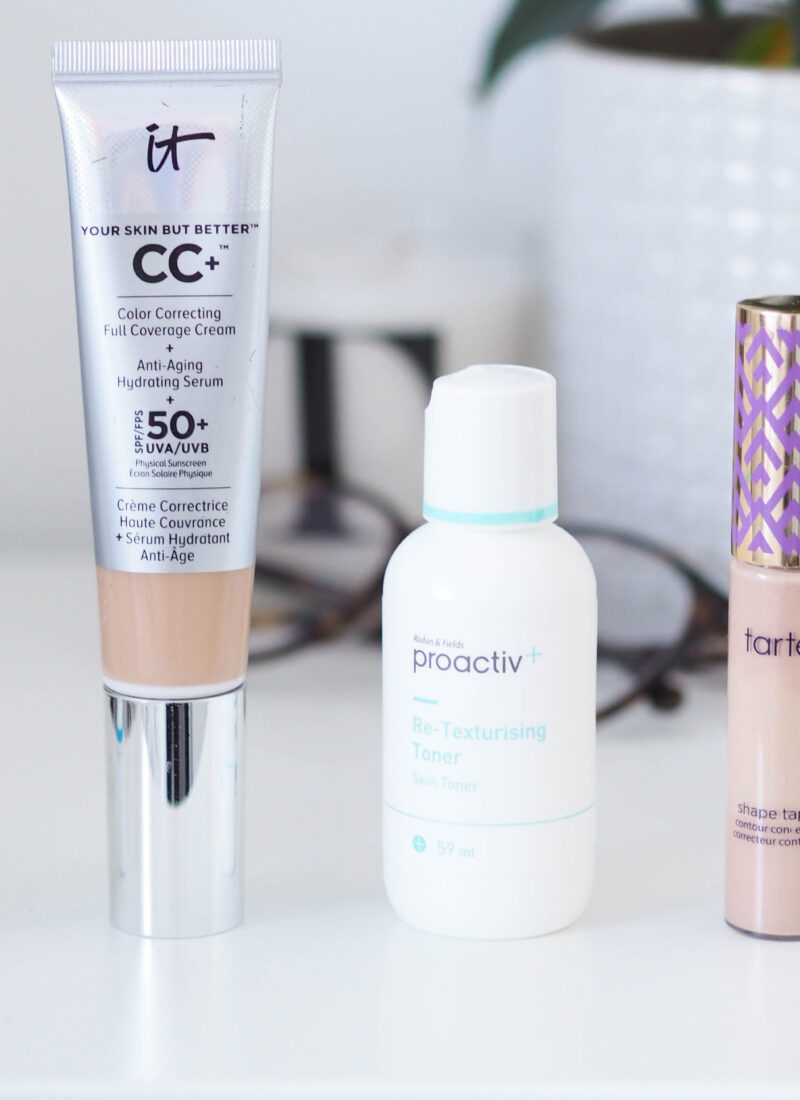 Current Skin & Beauty Favourites