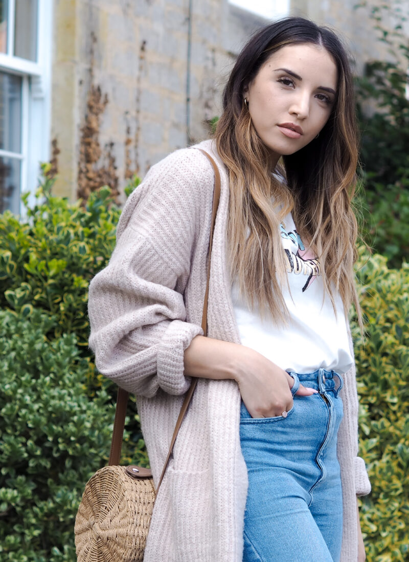 You Need An Oversized Cardigan This Autumn