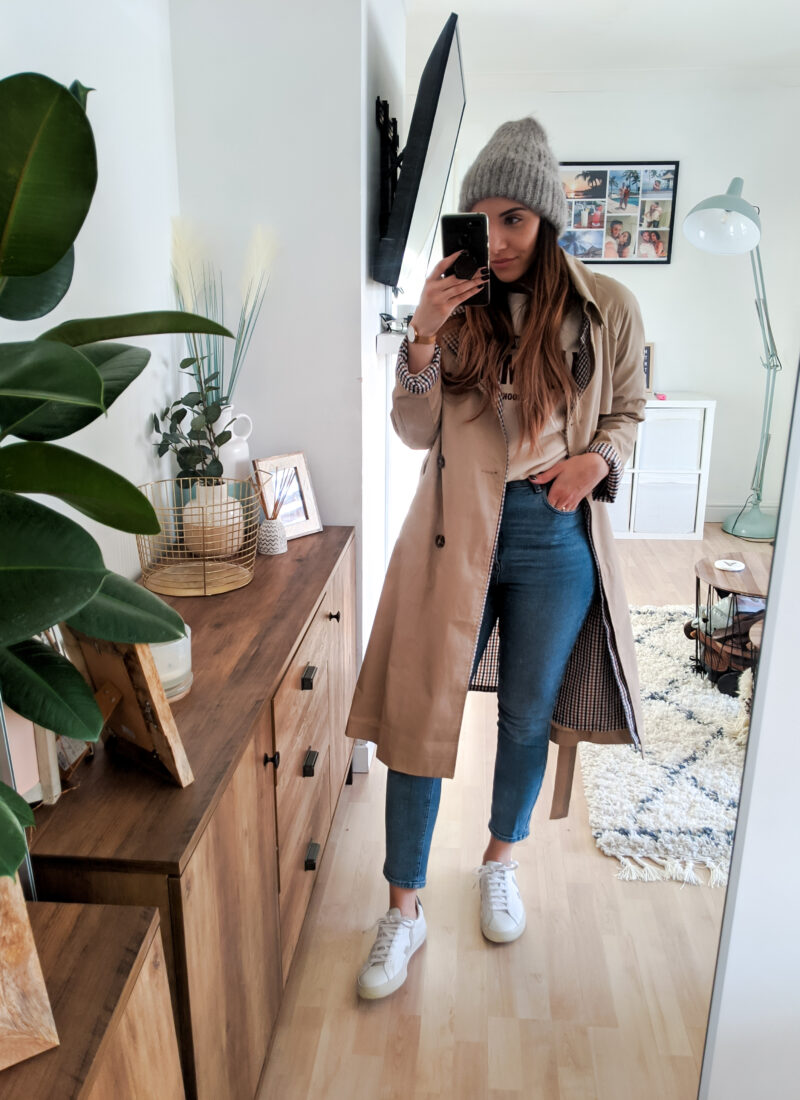 STYLE SNIPPET: The Trenchcoat